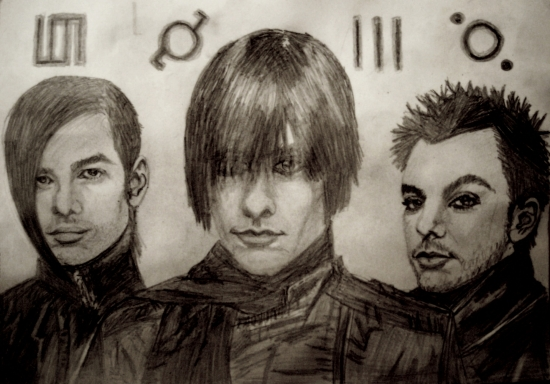 30 Seconds to Mars by Luthien